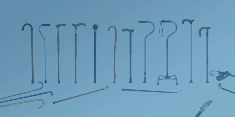 The Different Types of Canes for Walking